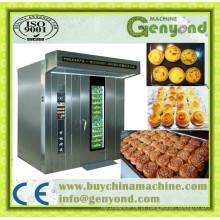 Máquina de cozer pão rotativo
