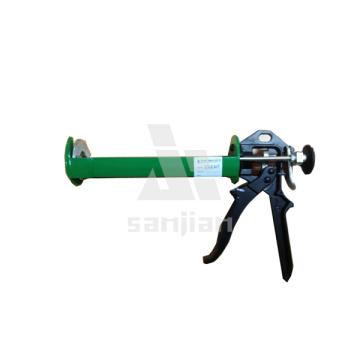"""El tipo más nuevo 9 """"pistola de calafateo esquelético, pistola del silicón pistola del aplicador del silicón, pistola del sellador del silicón (SJIE3014)"""