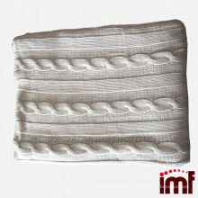 Warm Knitted Cashmere Soft High Quality Blanket