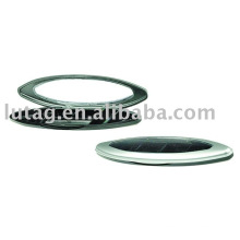 Oval Shaped Eye Shadow Case Cosmetic Packaging