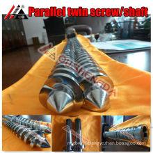 twin screw pe film extruder tungsten carbide cylinder