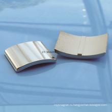 Высокое качество Specal дуги Неодимия ndfeb постоянного магнита по стандарту ISO9001/14001