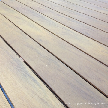 Capped Wood Plastic Composite Decking with Fsc Certificate