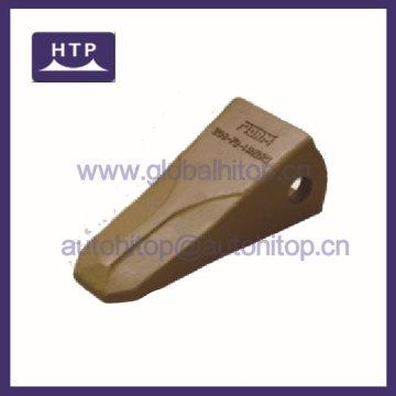 Dentes altos da cubeta das peças sobresselentes das máquinas escavadoras da resistência de desgaste PARA KOMATSU 208-70-14152RC