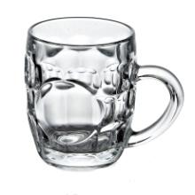 10oz / 300ml Taza de cristal / cerveza Stein / taza de cerveza