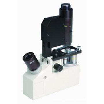 Tragbares invertiertes biologisches Mikroskop (NIB-50)