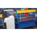 EN-Standard-Dachziegel-Metallblech-Rolle, die Maschine wie besonders angefertigt bildet