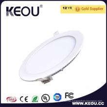 White Frame 3W/6W/9W/12W/15W/18W/24W Indoor LED Panel Light