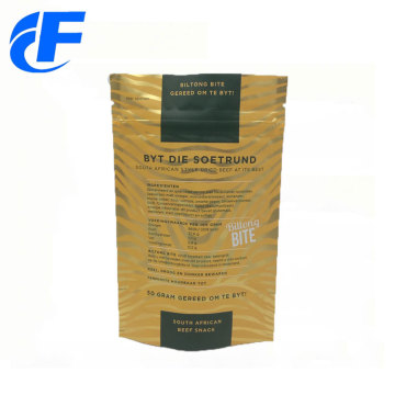 Food industrial aluminum foil material chips packaging bag