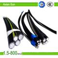 LV Suspension ABC Kabel Line Antenne gebündelten Kabel