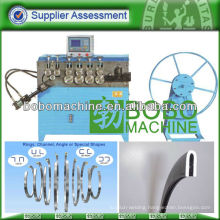 CB6 CLAMP RING FORMING MACHINE
