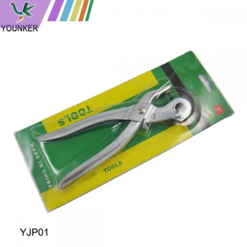 Revolving Leather Canvas Belt Punch Punching Plier