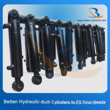 Cilindro de elevación hidráulico estándar de alta presión de 3 pulgadas