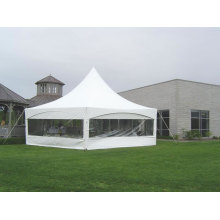 White PVC Tarpaulin for Tents Tb889