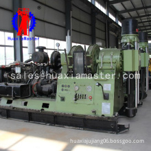 XY-8 Water Well Drilling Rig Full Hydraulic Core Drilling Rig  1000M Rock Core Sample Machine For Sale