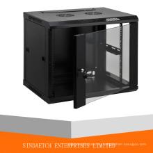 4u-27u Настенный сетевой шкаф / серверная стойка Горячие продажи