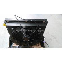 Плиточные охладители для горной техники
