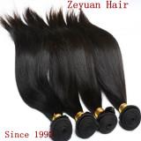 Thick Virgin Remy Human Hair Virgin Brazilian Human Hair Weave (ZYWEFT-01)