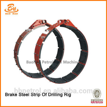 Pneumatic Clutch Parts Steel Ring for Well Drilling Drawworks
