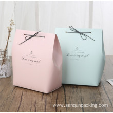 100% Original Factory for Art Paper Soap Boxes Unique candy bag with custom printing supply to South Korea Wholesale