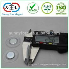 plastic adhesive magnet