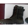 Military Canvas Boot