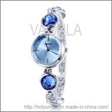 VAGULA Zircon joyas reloj pulsera (Hlb15666)