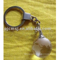 Porte-clé Globe en cristal