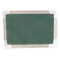 Klassenzimmer Möbel Chalk Board mit Stahl Oberfläche