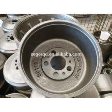rodas de empilhadeira de ferro fundido personalizado