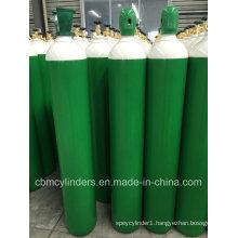 47L Seamless Steel Oxygen Bottles