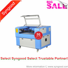 Middle Laser Engraving and Cutting Machine