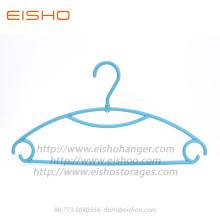 EISHO Adult Blue Plastic Suit Jacket Hanger