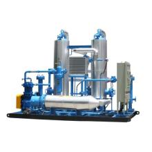 Heated Regeneration Adsorption Gas CNG Dryer