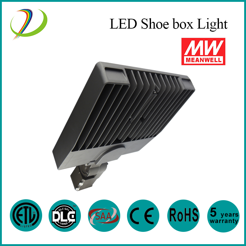 IP65 Outdoor 100W LED luz da caixa de sapatos