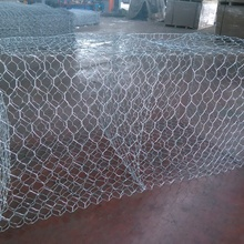 River Dam Protection Stone Gabion Basket Cerca Hexagonal
