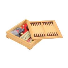 Juego de ajedrez de madera del juguete del tablero de ajedrez (CB2219)