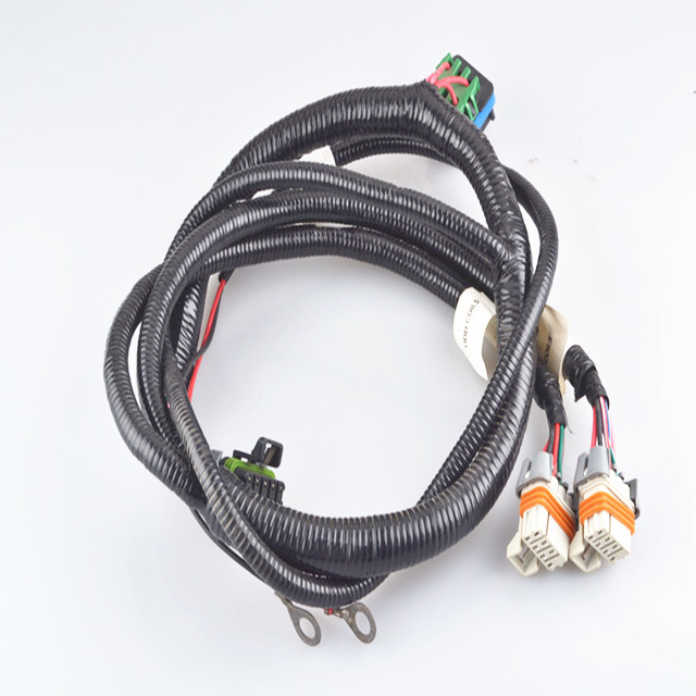 Custom Auto Wiring Harness