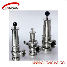 Food Grade Stainless Steel Safety Valve