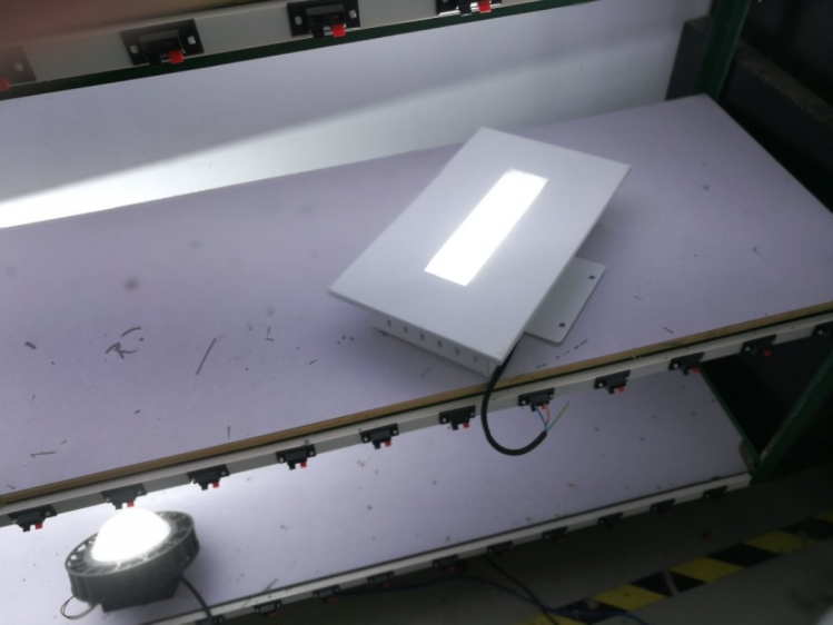 LED Canopy lamp