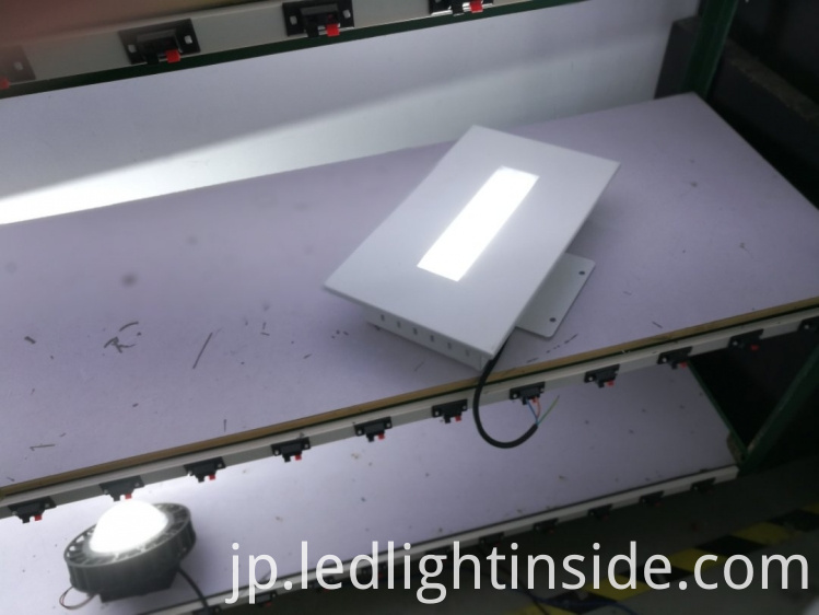 11000lm IP65 100W LED Canopy Light