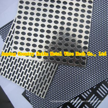 Various Of Perforated Stainless Steel Mesh / Stainless Steel Perforated Metal Mesh / Perforated Mesh ---- 34 years factory