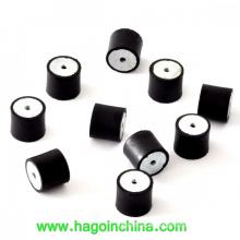 Kundenspezifischer Naturgummi-Ring-Stoßdämpfer