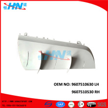 9607510630 9607510530 Truck Inner Air Deflector For Mercedes Benz Actros Mp4