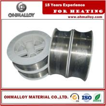 Fil en alliage à base de nickel Nial95 / 5 Fil de pulvérisation thermique Pulvérisation d'arc 1.6mm