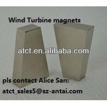 Generador de imán permanente de la turbina de viento