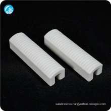 high frequency steatite ceramic resistor ceramic insulation parts factory direct sale