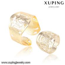 Мода элегантный 18k позолоченный имитация комплект ювелирных изделий с браслет и Кольцо 63811