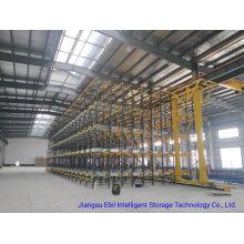 Advanced OEM Acceptable Metal Warehouse Radio Shuttle Racking
