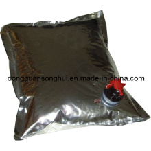 Aluminium Foil Bag in Box for Wine/Juice/Coke/Water/Oil/Liquid